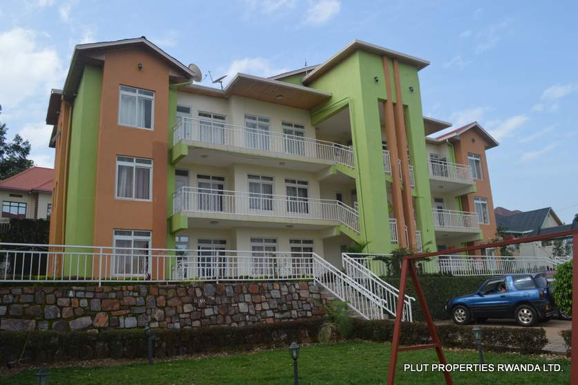 apartment in kanombe for rent