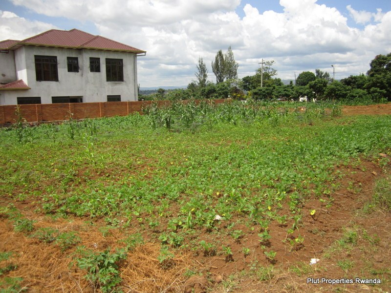 Plot in Rusororo for sale