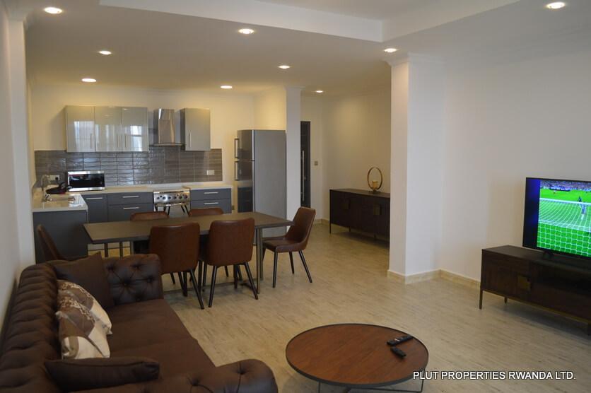 Furnished Apartment For Rent In Kibagabaga Real Estate