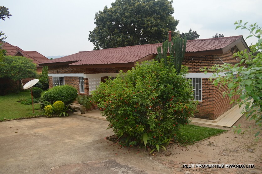 Furnished house in Kimihurura