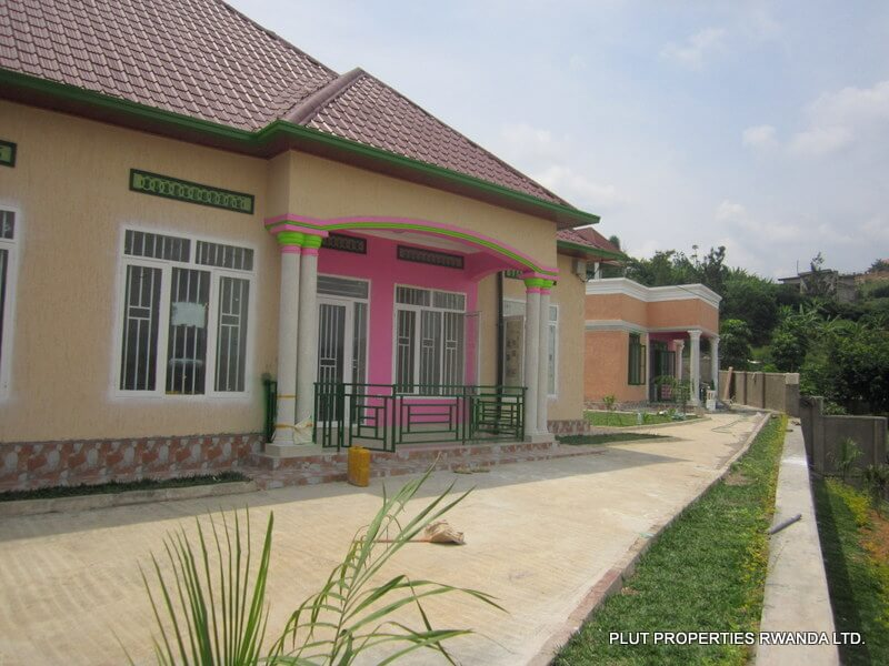 House for rent in Ruyenzi