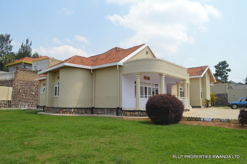 Unfurnished house in Kibagabaga